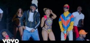 """Video: Kcee – """"Psycho"""" ft. Wizkid"""